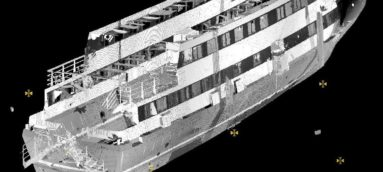 Collecting 3D Laser Scan Data to Support Sponson Design