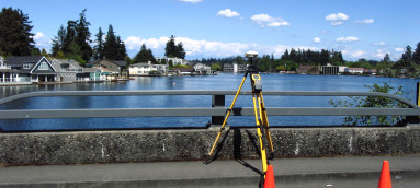 Lake Oswego-Tigard Waterline Transmission Survey