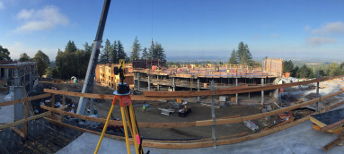 Touchmark in the West Hills – Construction Staking